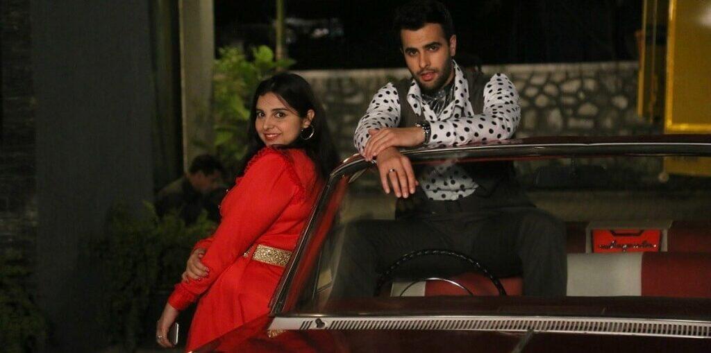 Ankur Rathee & Shriyam Bhagnani in City of Dreams