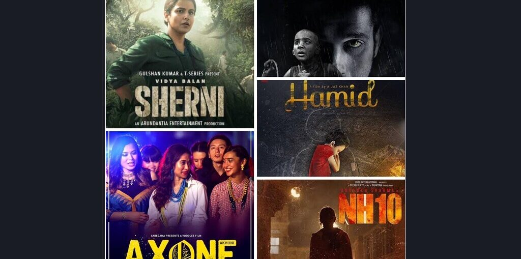 films on undiscovered shades of India