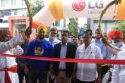 LG launches 38th Brand Shop in Mumbai Thane