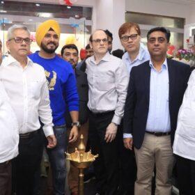 LG launches 38th Brand Shop in Mumbai Thane (5)