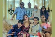 Asha Bhosle birthday celebration