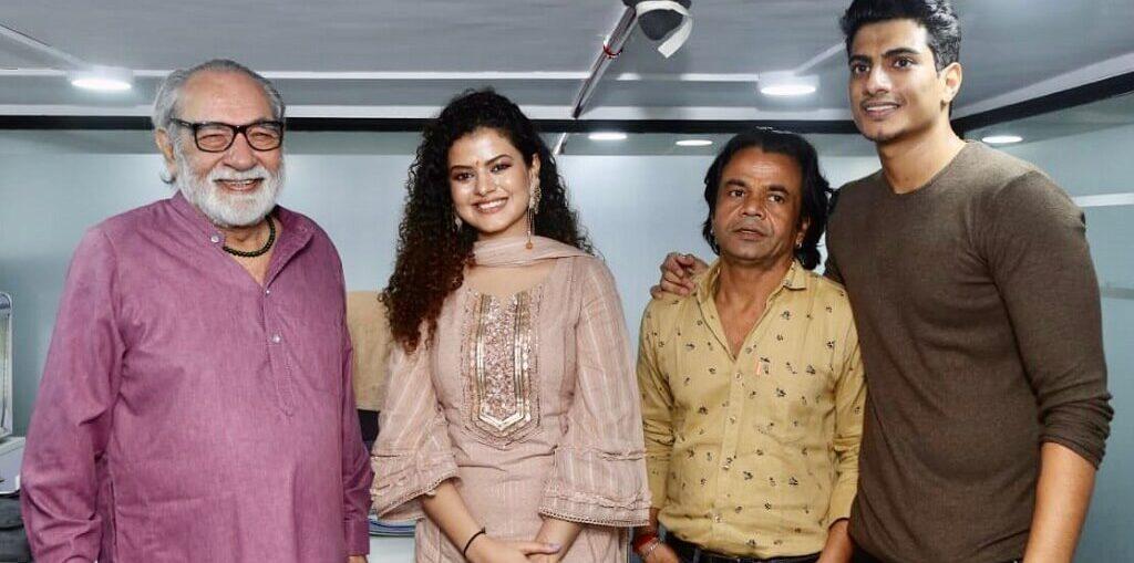 Palash Muchhal's debut film