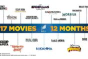Sony Pictures Films India 17 Indian and Hollywood releases