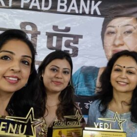 WEE – Women Entrepreneurs Enclave team received awards from Dr. Bharti Lavhekar, MLA Versova Vidhan Sabha (9)